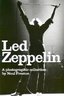 Led Zeppelin by Neal Preston 2004, Paperback