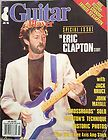 Eric Clapton Guitar Player Magazine Flexidisc 1985