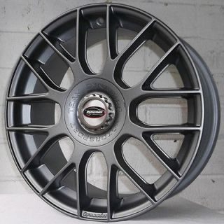 18x7.5 Machined Black Wheel Cruiser Alloy Shadow 5x4.5 5x120 (Fits