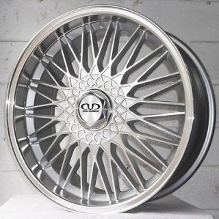 18 MERCEDES C KLASS 01 08 DVD 701 DEEP DISH WHEELS & TYRES 5x112