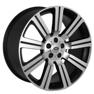 22 LAND ROVER STORMER STYLE WHEELS 5X120 45MM RIMS FIT LAND ROVER