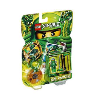 LEGO Ninjago Green Ninja Lloyd ZX 9574   sealed NEW IN HAND very rare