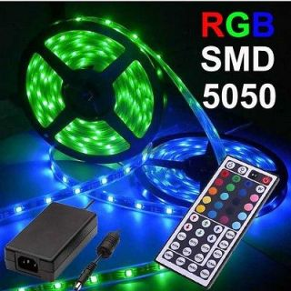 3M 6M 9M RGB SMD 5050 LED Strip light for Christams indoor and outdoor
