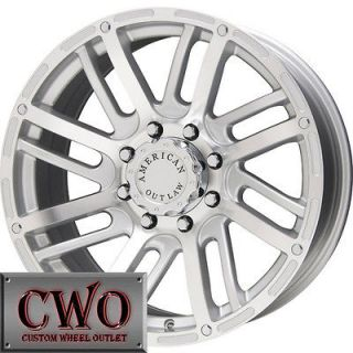 AO Spur Wheels Rims 6x135 6 Lug Ford F150 Expedition Lincoln Navigator