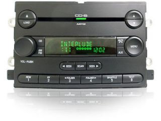 06 07 ford freestyle 500 mercury montego radio aux