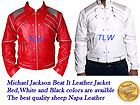 michael jackson beat it jacket in Clothing,