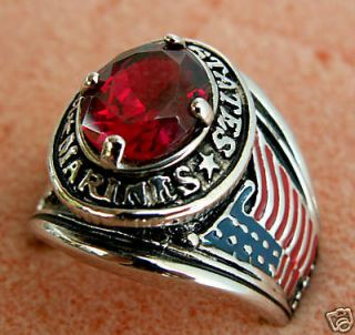 marine corps ring in Jewelry & Watches