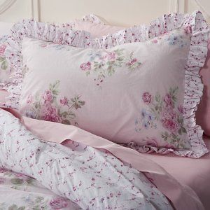 simply shabby chic misty rose king comforter set time left