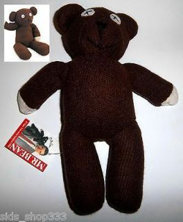 Mr Bean TEDDY BEAR 9 Stuffed Plush Toy with tags Great Gift
