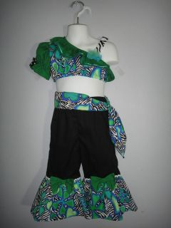 New pageant casual wear outfit set,24m/2T WOW/OOC