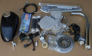 80cc 2 cycle engine moto kit motorized bicycle bike time