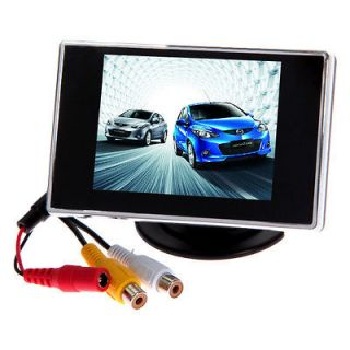 Inch Color TFT LCD car Mirror Monitor For Rear view Reverse