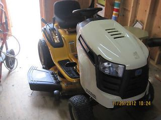 used cub cadet tractors in Riding Mowers