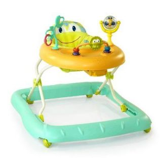 brand new bright starts walk a bout walker cute frog