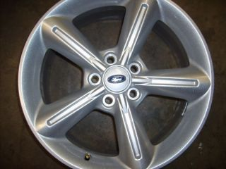2010 10 2011 11 Ford Mustang Alloy Wheel Rim 18 OEM
