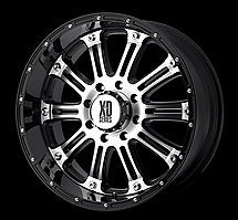 Wheels Rims Jeep Wrangler Ford Ranger Mustang 7 5x4.5 Dodge Outlaw II