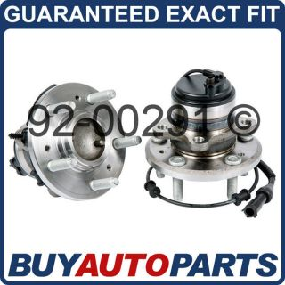 pair lincoln ls front wheel hub bearing 2000 2006 new