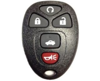 NEW GM CHEVY KEYLESS ENTRY REMOTE KEY FOB TRANSMITTER CLICKER WIRELESS