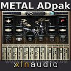 Metal ADpak for Addictive Drums Ludwig Maple Drum Kit Ad Pack Mac/PC