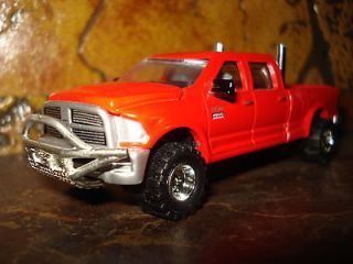 64 custom dodge cummins truck farm toy ertl dcp