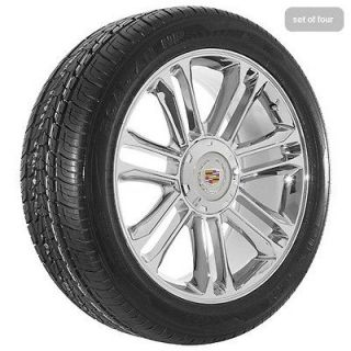 cadillac escalade rims and tires in Wheel + Tire Packages