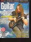 Guitar Player Magazine Feb.12 John Petrucci   Prince of Prog
