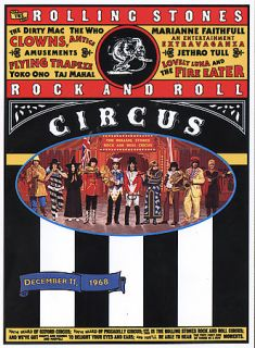The Rolling Stones   Rock and Roll Circus DVD, 2004