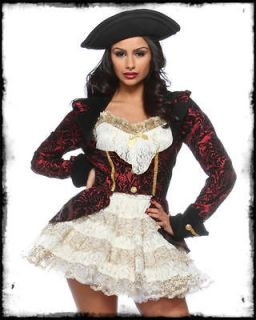 womens pirate costume in Costumes, Reenactment, Theater