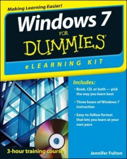 windows 7 elearning kit for dummies  6 77  free