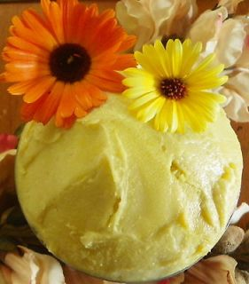 Baobab Oil Unscented Super moisturizing Whipped Shea Butter Lotion