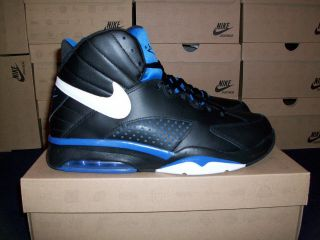 NIKE AIR MAESTRO FLIGHT BASKETBALL MENS SZ 9.5 STYLE # 472499 040