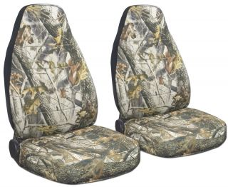 CHEVY SILVERADO CAMO CAR SEAT COVERS CHOOSE, PLZ VERIFY THE SEAT FROM