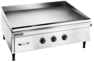 Cecilware EL1836 Heavy Duty Commercial Electric Griddle