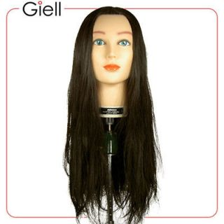 30 cosmetology mannequin head synthetic hair allison one day shipping