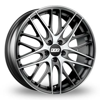 19 BBS CS 5 Alloy Wheels & Continental Tyres   FORD MUSTANG (05