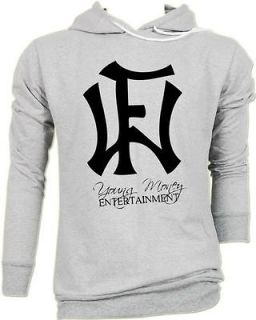 Lil Wayne logo Young Money Rapper Hip Hop Grays HOODIE JUMPER S,M,L