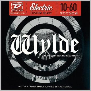 Jim Dunlop Zakk Wylde Electric Guitar Strings 10 60