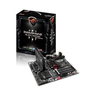 Rampage III Black Edition Intel Extreme i7 990x Bundle Nvidia 9800 GTX