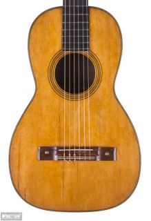 1855 MARTIN 2 20   PRE CIVIL WAR MARTIN PARLOR GUITAR