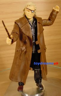 Harry Potter Madeye Moody Mad Eye Super Action Figure