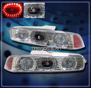 94 01 Acura Integra 2dr LED altezza Tail Lights Rear Lamps JDM 95 96