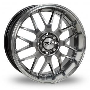 17 Zito ZL938 Alloy Wheels Nankang as 1 Tyres Citroen DS5