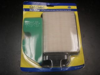 Air Filter for Cub Cadet Tractors with Kohler Engines
