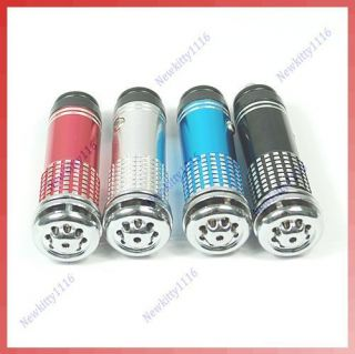 Mini Auto Car Fresh Air Purifier Oxygen Bar Ionizer