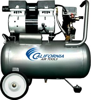 California Air Tools 6310 220v 50 Hz International Ultra Quiet Air