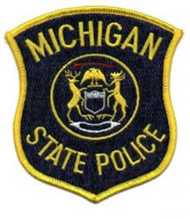 patch to have make sure you order your own michigan state police patch
