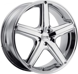 16 Chrome American Racing Wheels Rims Chevy Impala cts Monte Carlo