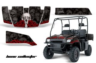 AMR UTV Decal Graphics Sticker Kit Polaris Ranger 05 08