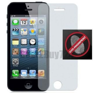 Anti Glare Matte Clear Screen Protector Cover Shield for Apple iPhone