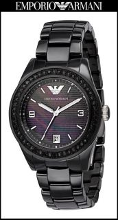 Latest New Emporio Armani Lady Women Ceramic Bracelet Watch Ceramica